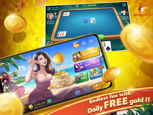 Tongits ZingPlay - Top 1 Free Card Game Online 3.7 Screenshots 10