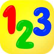 123 number games for kids - Count & Tracing