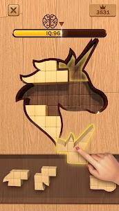 BlockPuz  Jigsaw Puzzles Wood Block Puzzle Game Apk Download 2021 2