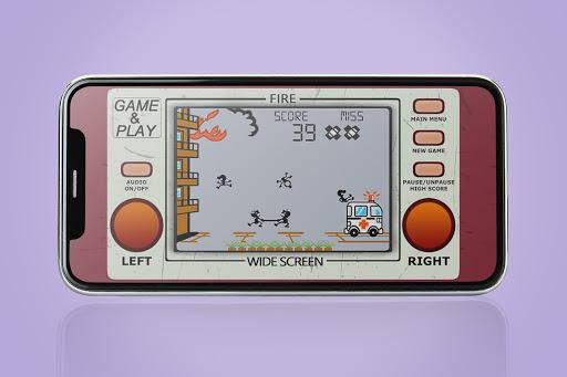 FIRE: Offline 90's and 80's arcade games Apkfinish screenshots 5