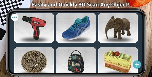 Qlone 3D Scanner  screenshots 1