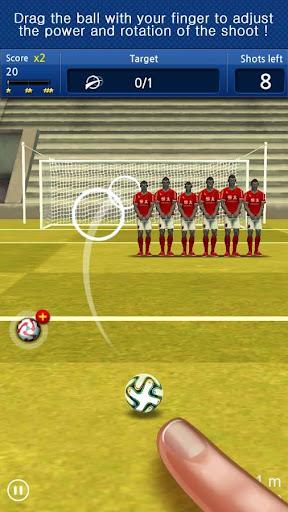 Finger soccer : Football kick 1.0 Screenshots 7