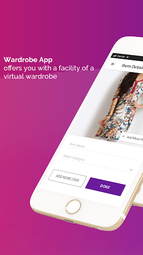What's in my Closet / Wardrobe App 2.38 Screenshots 2