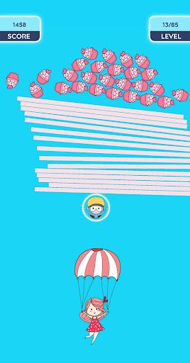 Télécharger Gratuit Rise up love - most addictive balloon game APK MOD (Astuce) screenshots 2