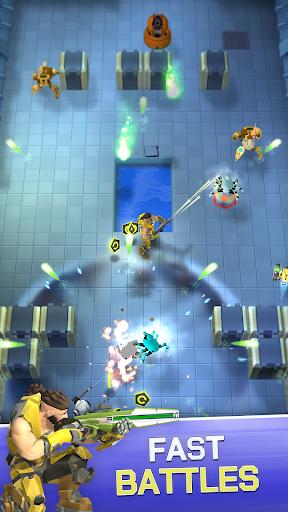 Spacelanders: 3D Sci-Fi Shooter RPG screenshots 6