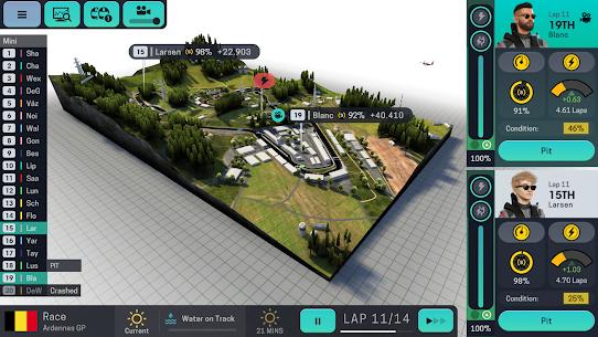 Baixar Motorsport Manager Mobile 3 Apk Última Versão 2021 3