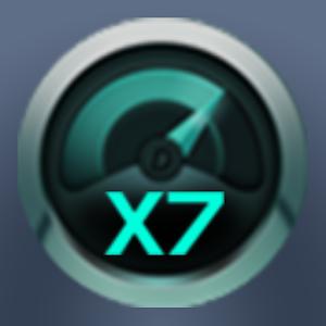 PREAMP X7 V1.0.0 by MOOER Audio logo
