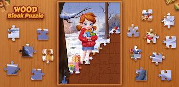 Gioca e Scarica Jigsaw Puzzles - Block Puzzle (Tow in one) gratuitamente sul PC, è così che funziona!
