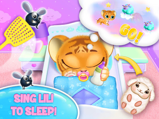 Baby Tiger Care - My Cute Virtual Pet Friend modavailable screenshots 12