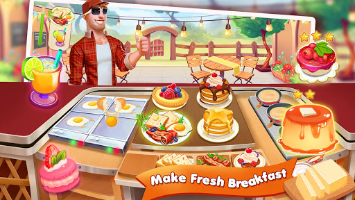 Restaurant Fever: Chef Cooking Games Craze 4.29 screenshots 9