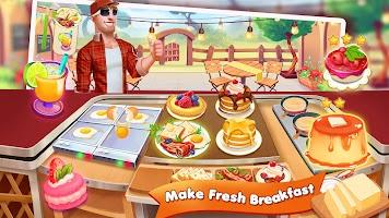 Restaurant Fever: Chef Cooking Games Craze