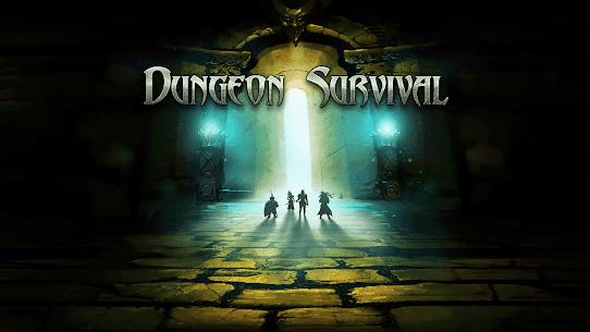 Dungeon Survival Mod Apk 1.65 (Unlimited Money/Diamond/Potion) 1