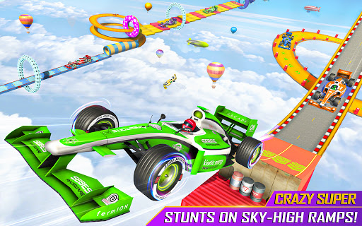 Formula Car Stunt Games: Mega Ramp Car Games 3d 1.6 screenshots 8