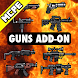 Guns Mod PE - Weapons Mods and Addons - Androidアプリ