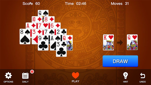 Pyramid Solitaire screenshots 6