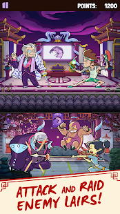 Kung Fu Clicker: Idle Dojo Screenshot