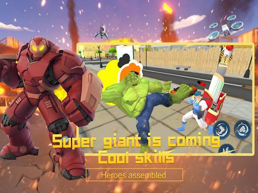 Super City Herouff1aCrime City Battle android2mod screenshots 11
