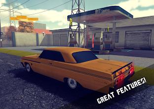 Real Taxi Sim screenshot thumbnail