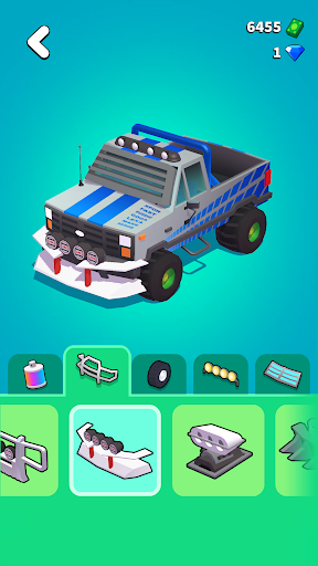 Rage Road - Car Shooting Game screenshots 4