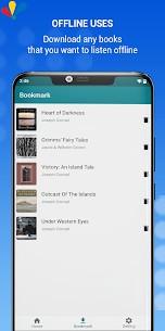 LibriVox AudioBooks Mod Apk: Listen free audio books (Pro Unlocked) 6