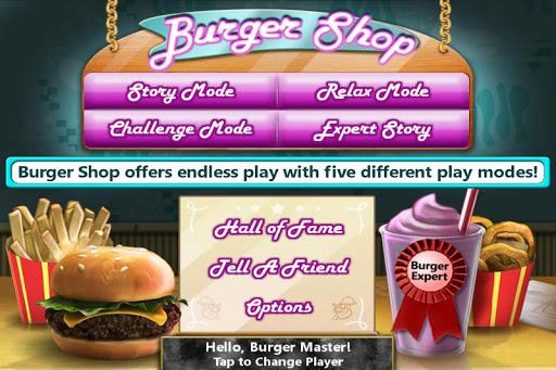 Burger Shop 1.6 Screenshots 2