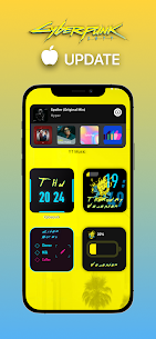 Poma iOS14 For KWGT PRO Apk 1.8 (Full Paid) 4