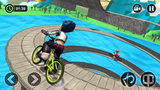 Fearless BMX Rider 2019 apkpoly screenshots 7
