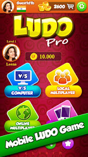 Ludo Pro : King of Ludo's Star Classic Online Game 2.0.6 Screenshots 3