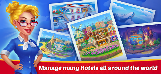 Dream Hotel: Hotel Manager Simulation games android2mod screenshots 3