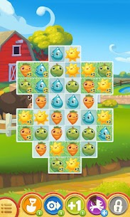Farm Heroes Saga 5.46.6 Mod (Unlimited Lives & More) 3