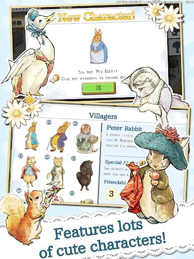 Peter Rabbit -Hidden World- 3.0.10 screenshots 9