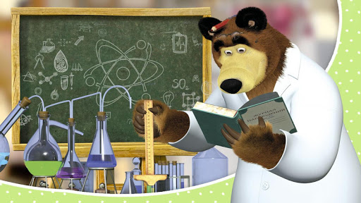 Masha and the Bear: Evolution 1.1.7 screenshots 9