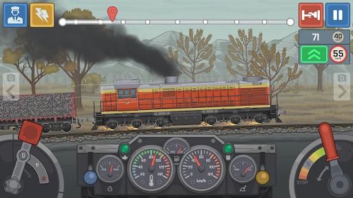 Train Simulator - 2D Railroad Game 0.1.81 screenshots 1