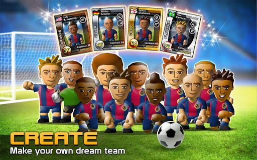 BIG WIN Soccer: World Football 18 4.1.4 Screenshots 7