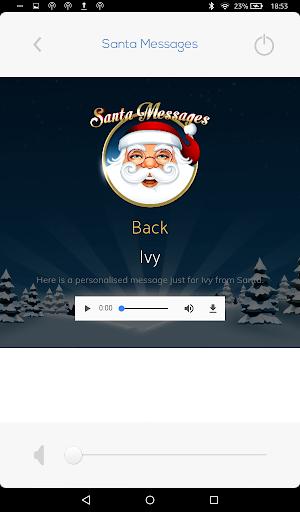 Santa Messages - FREE screenshots 2
