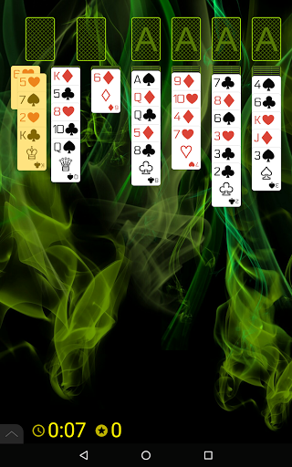 Russian Cell Solitaire screenshots 19