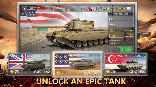 Tank Warfare: PvP Blitz Game  screenshots 10