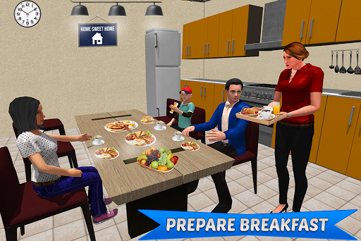 Virtual Mom Simulator: Step Mother Family Life 1.07 screenshots 9