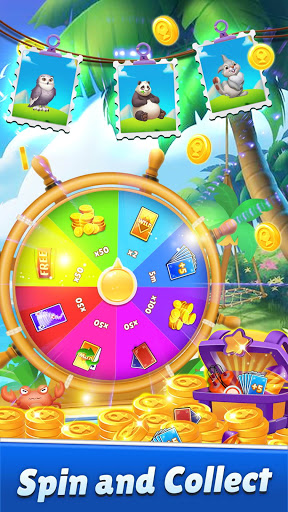 Solitaire TriPeaks: Sea Island - Free Card Games 1.1.2 screenshots 14