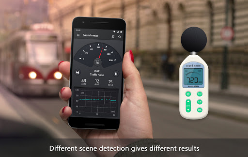 Sound Meter - Decibel Meter android2mod screenshots 18