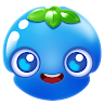 Angry Fruits game apk icon