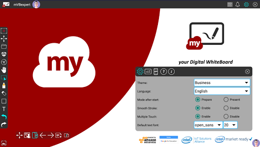 myViewBoard Whiteboard - Your Digital Whiteboard android2mod screenshots 7
