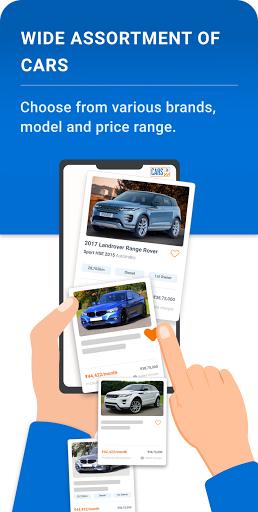 CARS24u00ae u2013 Buy Used Cars Online, Sell Car in 1 Hour  screenshots 6