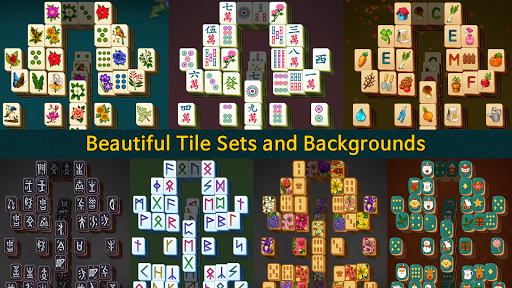 Mahjong Blossom Solitaire 1.0.5 screenshots 24