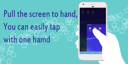 One Hand Operation Support (Free) 5.21 screenshots 1