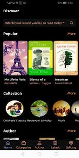 eBook Reader Plus – Ihre kostenlose eBook Reader App