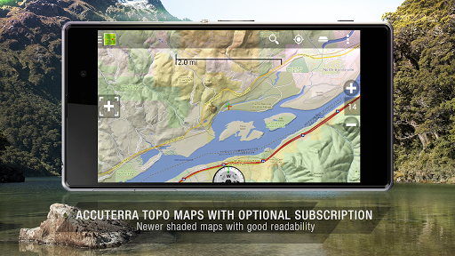 BackCountry Nav Topo Maps GPS - DEMO For PC Windows (7, 8, 10, 10X) & Mac Computer Image Number- 17