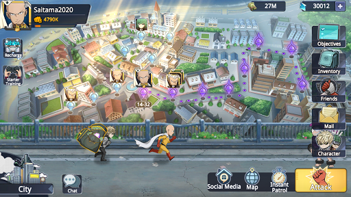 One-Punch Man: Road to Hero 2.0  Screenshots 16