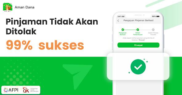 Image For Aman Dana - Pinjaman Uang Tunai Dana Rupiah Versi 8.1 1