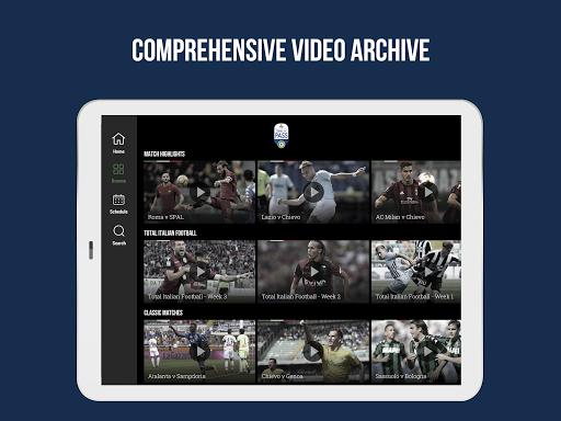 Serie A Pass 3.9.2 Screenshots 10